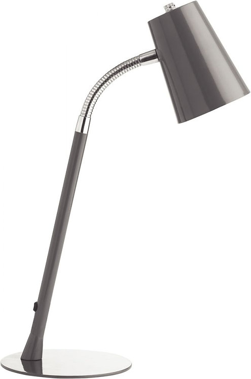 Lampe led Flexio gris