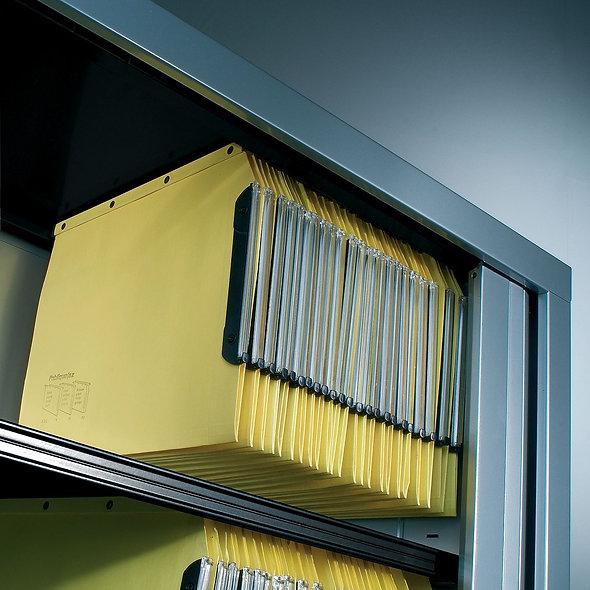 Dossiers suspendus pour armoire à rideaux