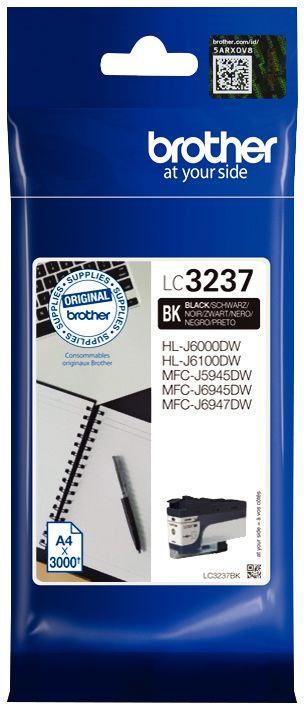 Cartouche d'encre Brother LC3237BK noir haute capacité à la marque