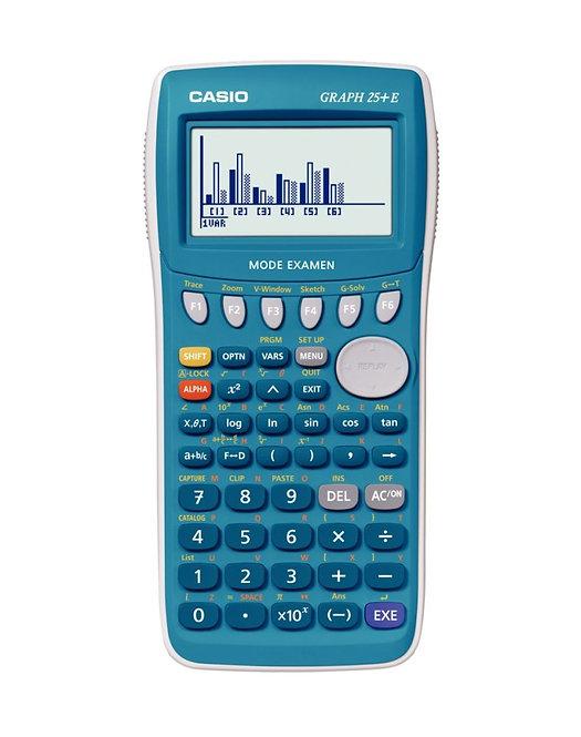 Machine à calculer graphique Casio Graph 25+ E