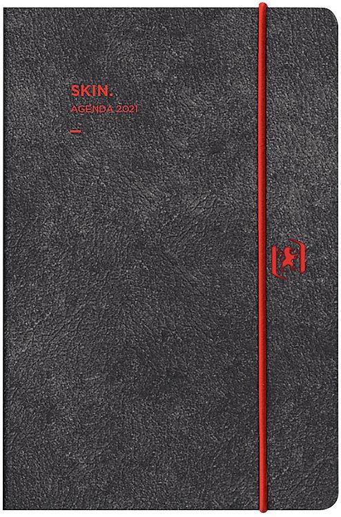 Agenda Skin 10 x 15 cm gris