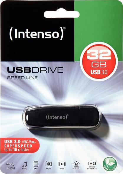 Clé USB Intenso 3.0 Speed Line 32 Go