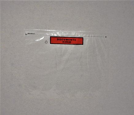 Boîte de 100 pochettes expédition auto-adhésives documents ci-inclus 320x250mm