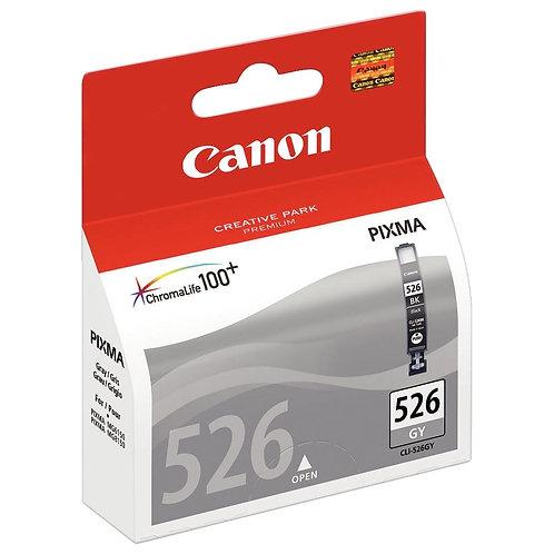 Cartouche jet d'encre à la marque Canon CLI526GY gris