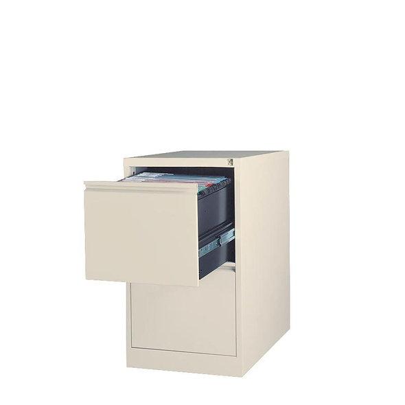 Classeur à tiroirs pour dossiers suspendus - 2 tiroirs