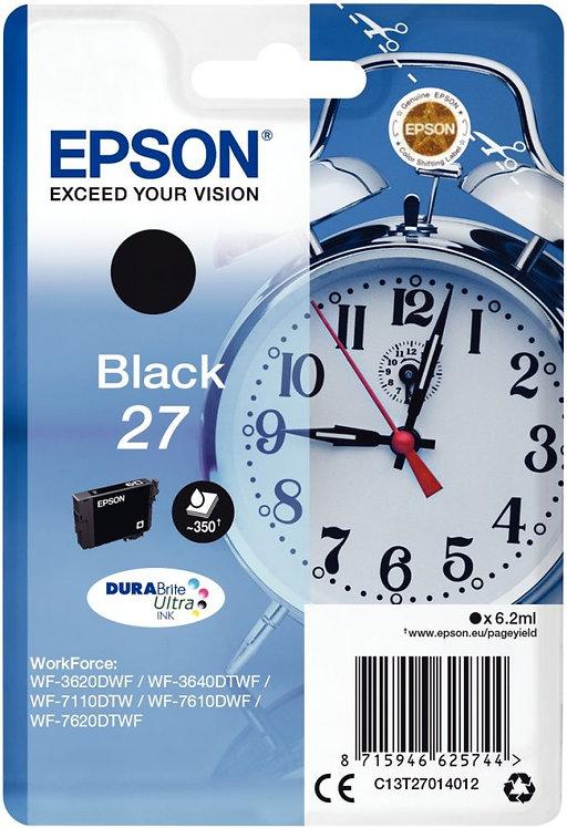 Cartouche jet d'encre à la marque Epson T270140 noir