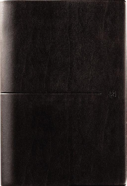 Agenda First 16 x 24 cm noir