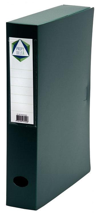 Boite de classement en polypropylène, dos 60 mm, coloris vert