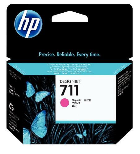 Cartouche jet d'encre à la marque HP CZ131A magenta