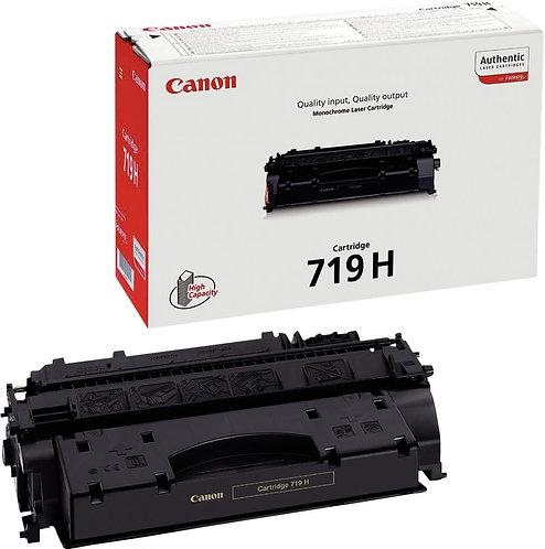 Cartouche laser à la marque Canon 719H noir haute capacité
