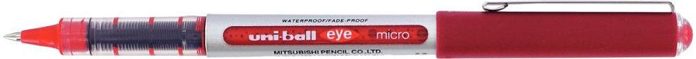 Roller uniball eye UB150 pointe fine rouge