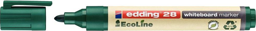 Marqueur tableau blanc ogive Ecoline 28 vert