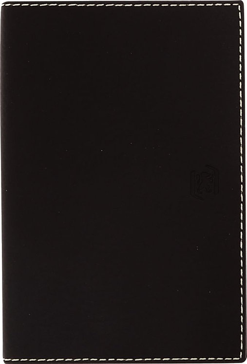 Agenda Héritage 10 x 15 cm noir