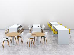 Tables restauration
