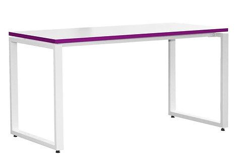 Table de bureau Bip - Plan droit