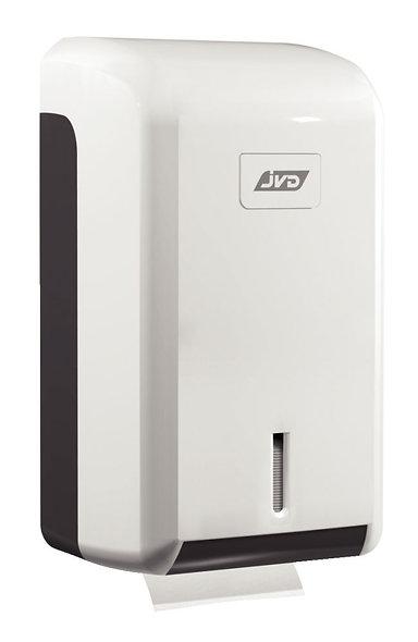 Distributeur papier hygiénique maxi ABS blanc