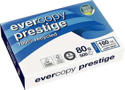 Ramette de 500 feuilles A4 80g EVERCOPY PRESTIGE