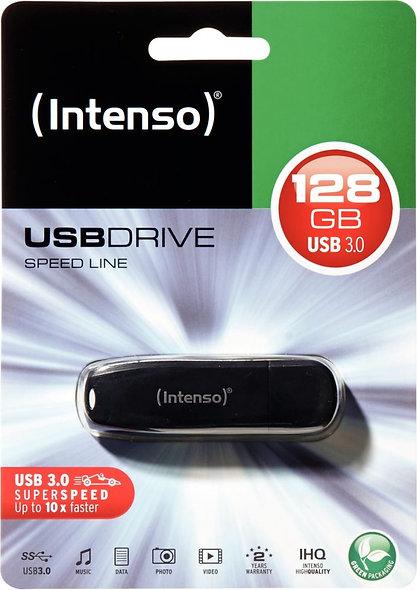 Clé USB Intenso 3.0 Speed Line 128 Go