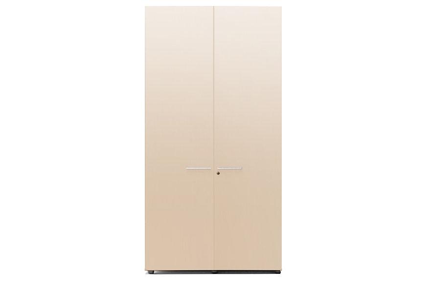 Armoire haute CEO - 2 portes bois