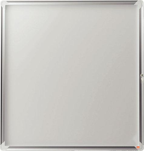 Vitrine d'intérieur fond métal Premium Plus pour 9 feuilles A4