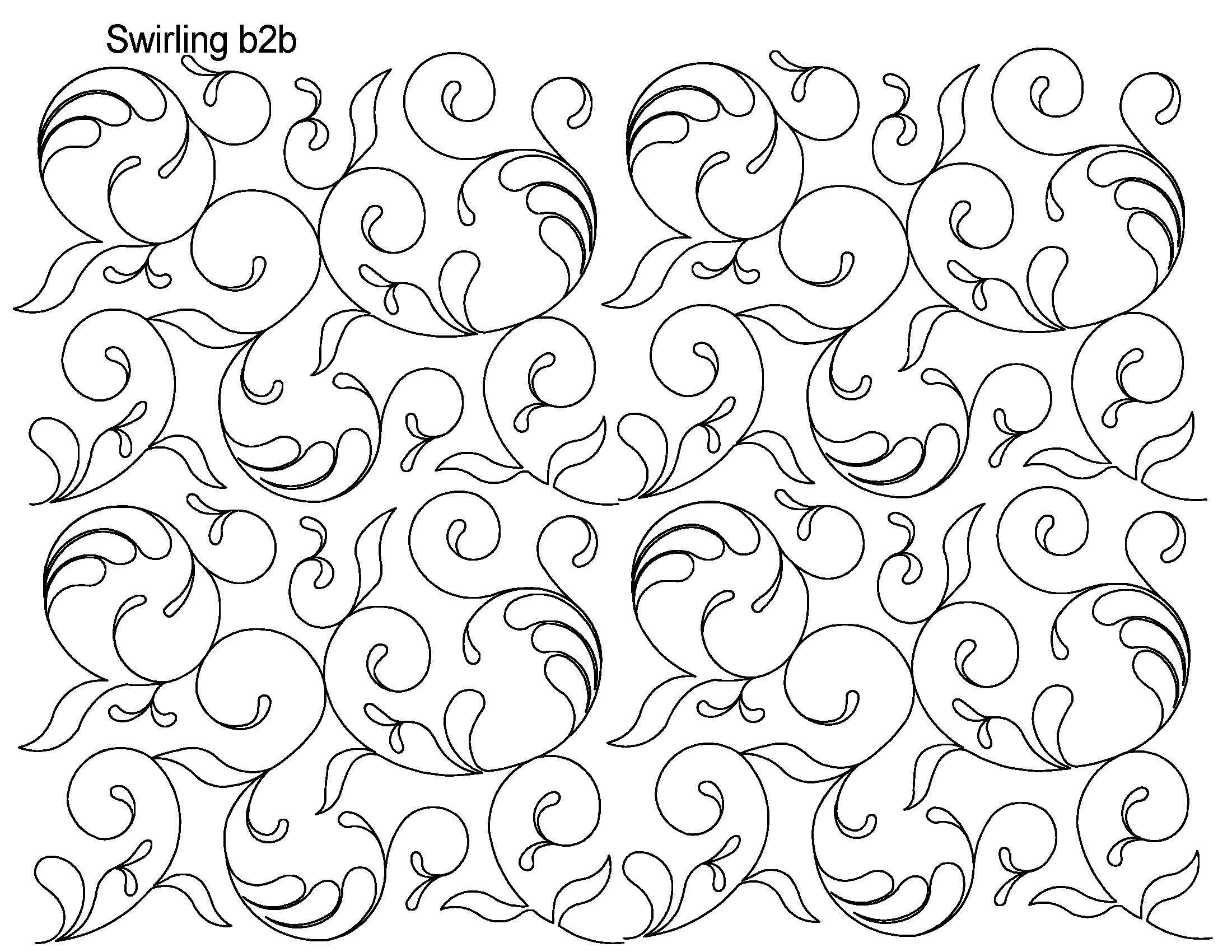 Swirling b2b