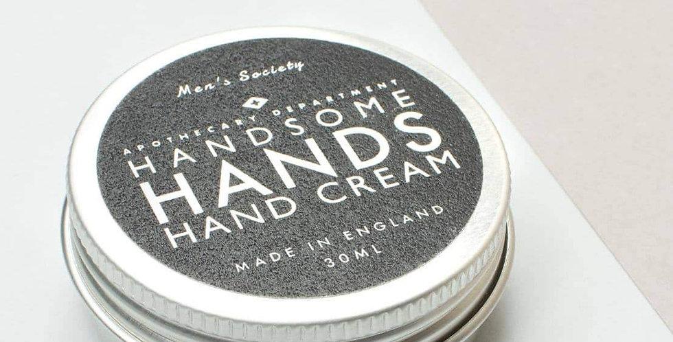 HAND CREAM – HANDSOME HANDS (30ML)