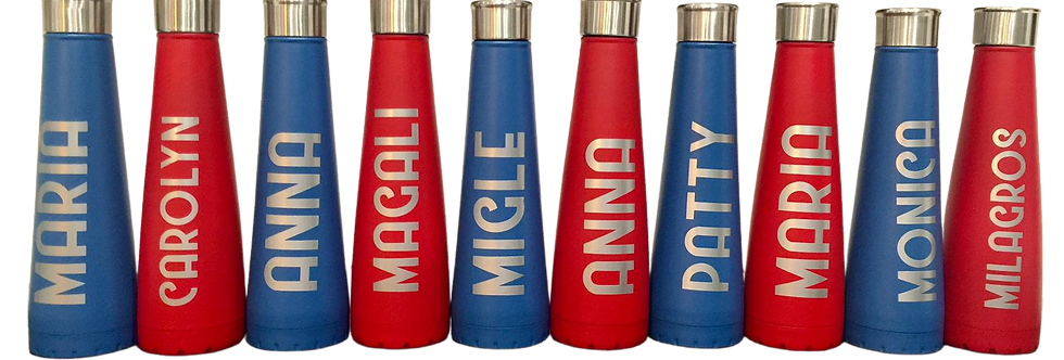 WATER BOTTLES  - PERSONALIZED