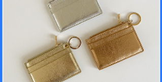 PERSONALIZED SHINY WALLET
