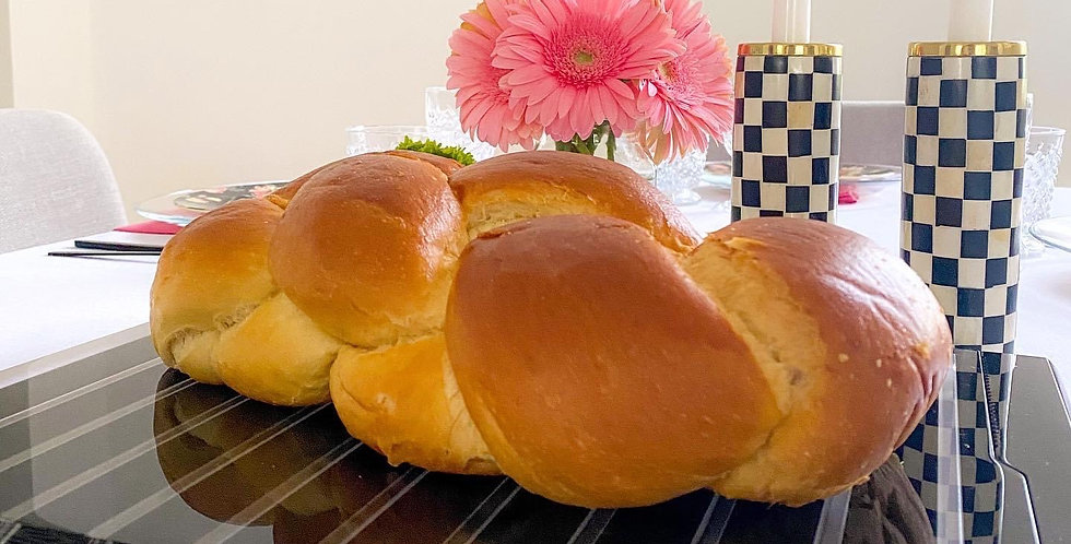 STRIPED CHALLAH BOARD - APELOIG COLLECTION