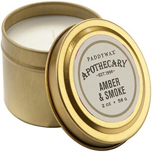 PADDYWAX APOTHECARY - AMBER &SMOKE