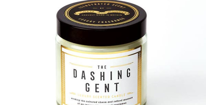 The Dashing Gent Luxury Travel Candle