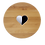 Thumbnail: Personalized Lazy Susan with Heart and Spoon