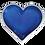 Thumbnail: Sapphire Heart with Heart Spoon