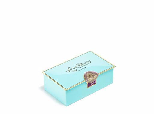Nile Blue - Louis Sherry 2 Piece Chocolate Tin -