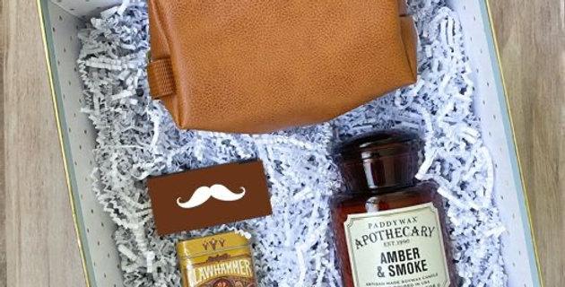 Travel Man Gift Box