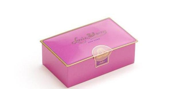 Draper Pink - Louis Sherry 2 Piece Chocolate Tin