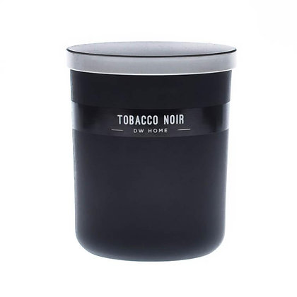 TOBACCO NOIR - LARGE DOUBLE WICK - DW HOME