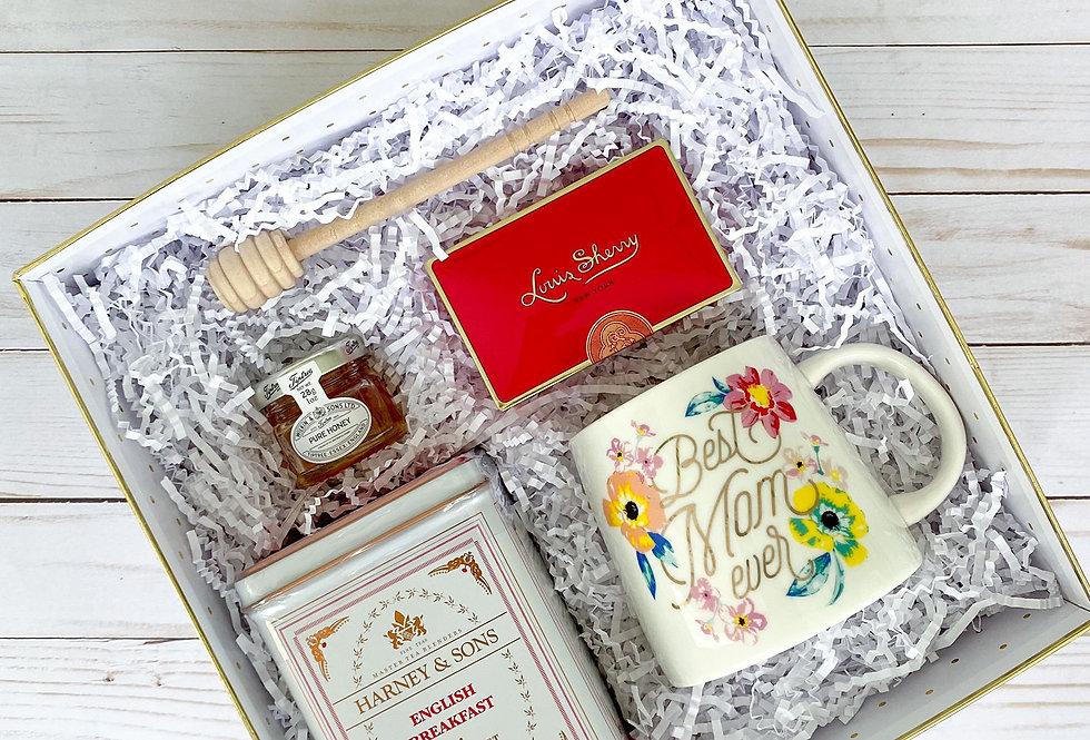 BEST MOM TEA GIFT BOX
