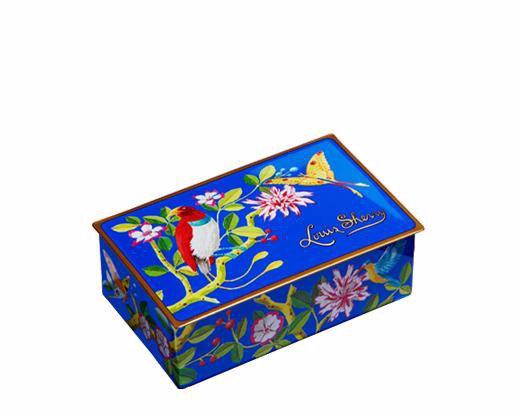 Bird & Butterfly - Louis Sherry 2 piece Tin