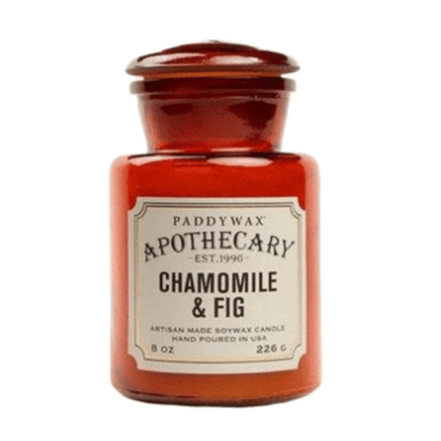 Paddywax Apothecary - Chamomile & Fig 8 OZ