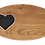Thumbnail: Personalized love on board small tray