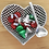 Thumbnail: Checkers Heart with Heart Spoon