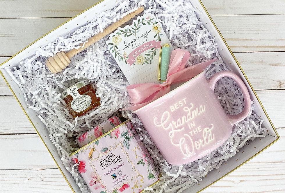 GRANDMA ROSES GIFT BOX