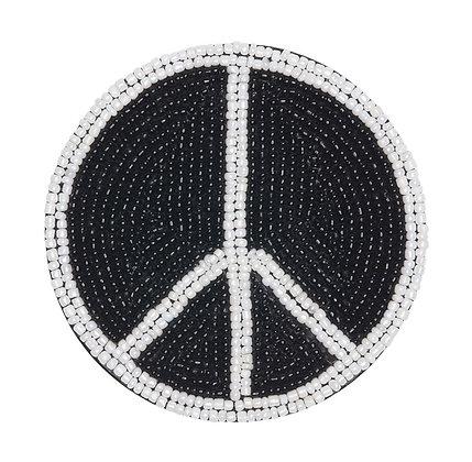 Peace Coaster - Set of 4