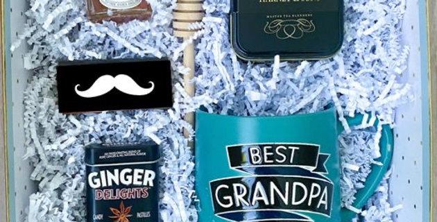 Best Grandpa Gift Box