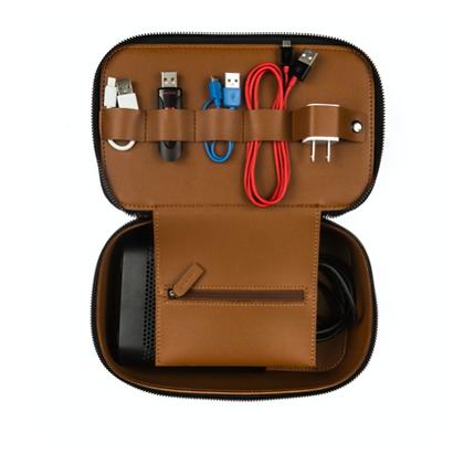 Tech Dopp Kit - Brown