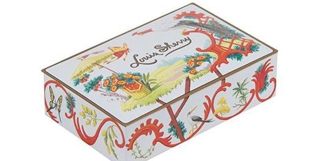 Jardin Chinois - Louis Sherry 2 Piece Chocolate Tin
