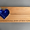 Thumbnail: Personalized love on board large tray