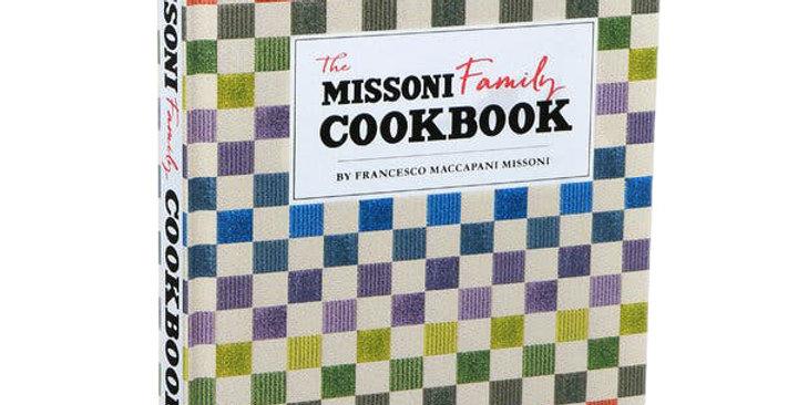 Missoni Family Cook Book