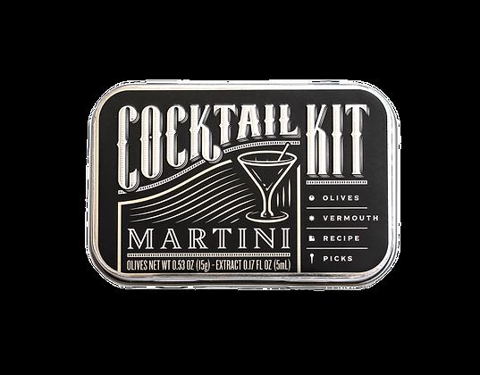 DIRTY MARTINI COCKTAIL KIT